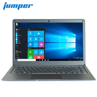 Джемпер EZbook X3 Ноутбук 13,3 дюймов ips дисплей для ноутбука Intel Apollo Lake N3350 6 ГБ 64 Гб eMMC 2,4G/5G WiFi с разъемом M.2 SATA SSD