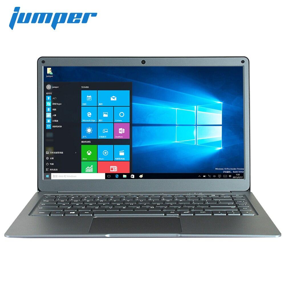 Jumper EZbook X3 notebook 13.3 polegada IPS exibição laptop Intel Apollo Lago N3350 6GB 64GB eMMC 2.4G /5G WiFi com M.2 slot SATA SSD