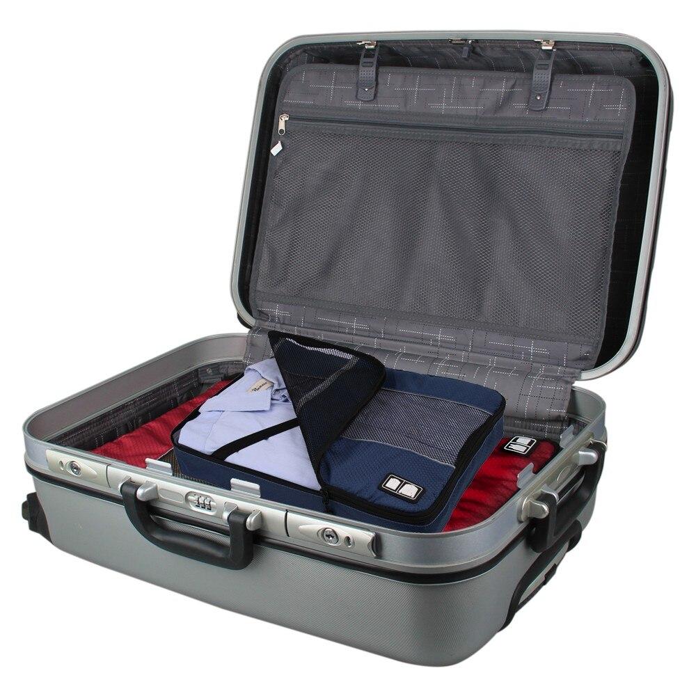 embalagem do vestuário bolsaagem mala Estilo Two : Travel Bags For Shirts