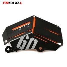 купить For YAMAHA MT-09 MT09 FZ-09 FZ09 2014 2015 2016 Motorcycle radiator protective Guard Radiator Grille Cover Protecter MT09 FZ-09 по цене 1168.45 рублей