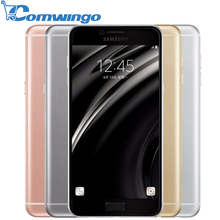 New Original Samsung Galaxy C5 Mobile Phone 5.2 inch Octa-Core 4GB RAM 32GB/64GB ROM LTE 16MP Android 2600mAh Dual SIM Phone