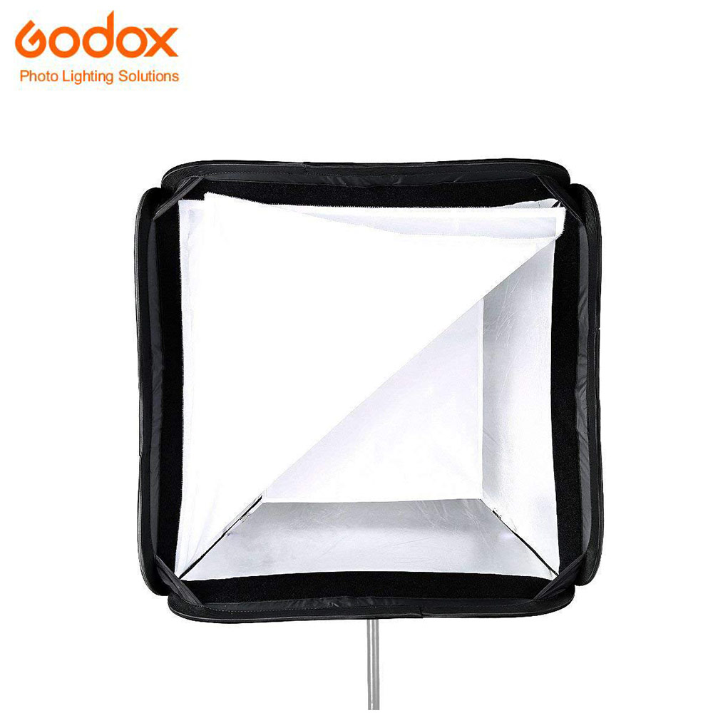 Flashbox Godox Softbox SFUV8080 Folding 80 * 80 cm + Mbajtës i - Kamera dhe foto - Foto 5