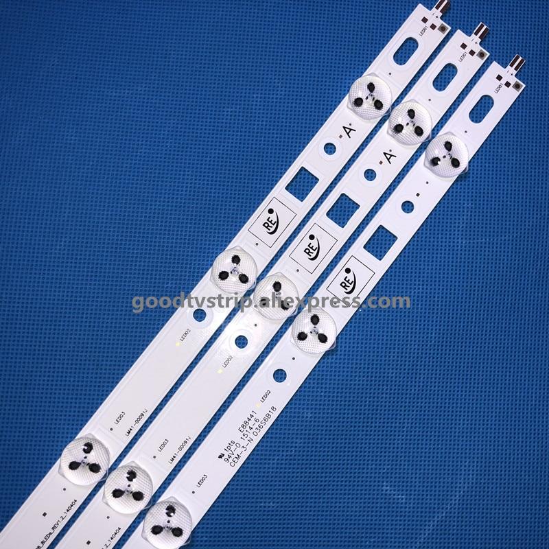 3pcs x LED Backlight Strip for So ny 32TV for SAM SUNG_2014_SONY_DIRECT_FIJL_32V_A3228_8LEDs_REV1.2_140404 8-LEDs 612mm3pcs x LED Backlight Strip for So ny 32TV for SAM SUNG_2014_SONY_DIRECT_FIJL_32V_A3228_8LEDs_REV1.2_140404 8-LEDs 612mm
