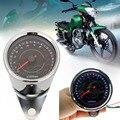 Universal 12V Motorcycle Tachometer Meter LED Backlight 13000 RPM Shift Instrument for Honda Suzuki Motorbike Moto Instrument