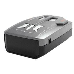 Image 3 - Boruit Auto Della Polizia Laser 180 Gradi V9 Display A LED Anti Rivelatore Del Radar di Velocità di Voce di Allarme di Avvertimento per la Russia/Inglese