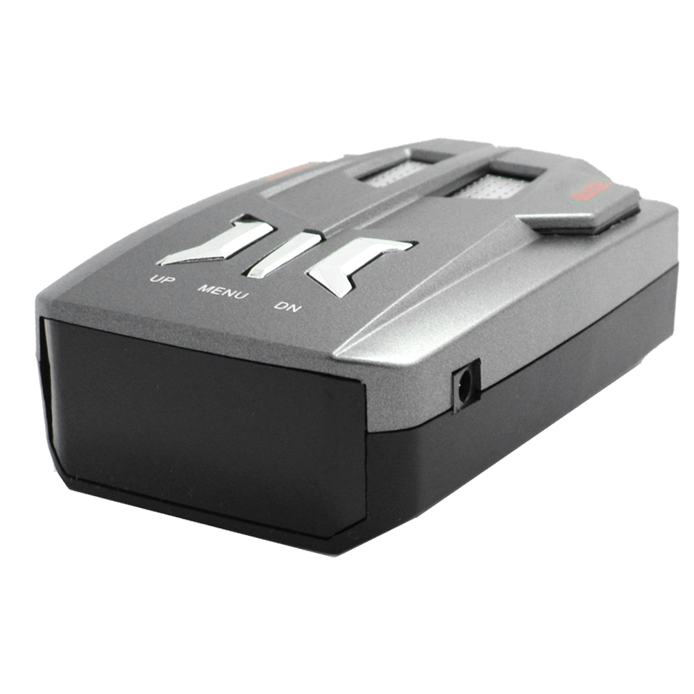 Image 3 - Boruit Car Police Laser 180 Degree V9 LED Display Anti Radar Detector Speed Voice Alert Warning for Russia / English-in Radar Detectors from Automobiles & Motorcycles