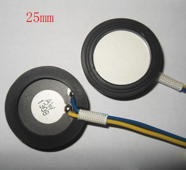 ultrasonic mist maker 20mm / 25 mm atomizing transducer ceramic humidifier accessories ultrasonic transduce membrane 4pcs/lot