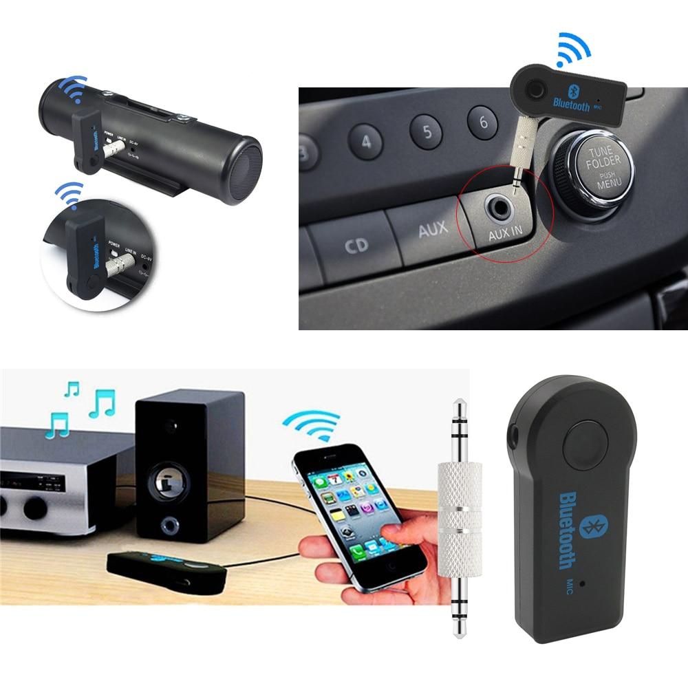 Receptor Bluetooth Salida de audio estéreo Receptor de música - Audio y video portátil - foto 2