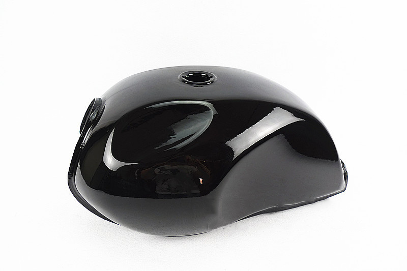 New CG125 WY125 XF125 DIY Motorcycle Fuel Tank Raw Metal Cafe Retro Modified Motorcycle Petrol Tanks Vintage Motorbike Gas Tank 1pcs refires vintage motorcycle fuel tank lock fuel tank cover motorcycle fuel tank cap for cg125