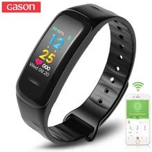 GASON B3 fitness bracelet smart band wristband Heart rate activity tracker watch cicret smartband pulsometer sport waterproof