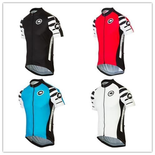 aa10c0b8c 2015 Assos SS.Mangussta s7 Jersey Men s bicycle sports clothing Bike Riding  Shirts