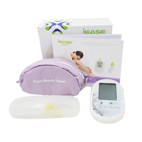 Pelvic Muscle Electrical Trainer XFT 0010 Kegel Exerciser Incontinence Therapy For Women Physical Treatment With 3 Pcs Jade Egg