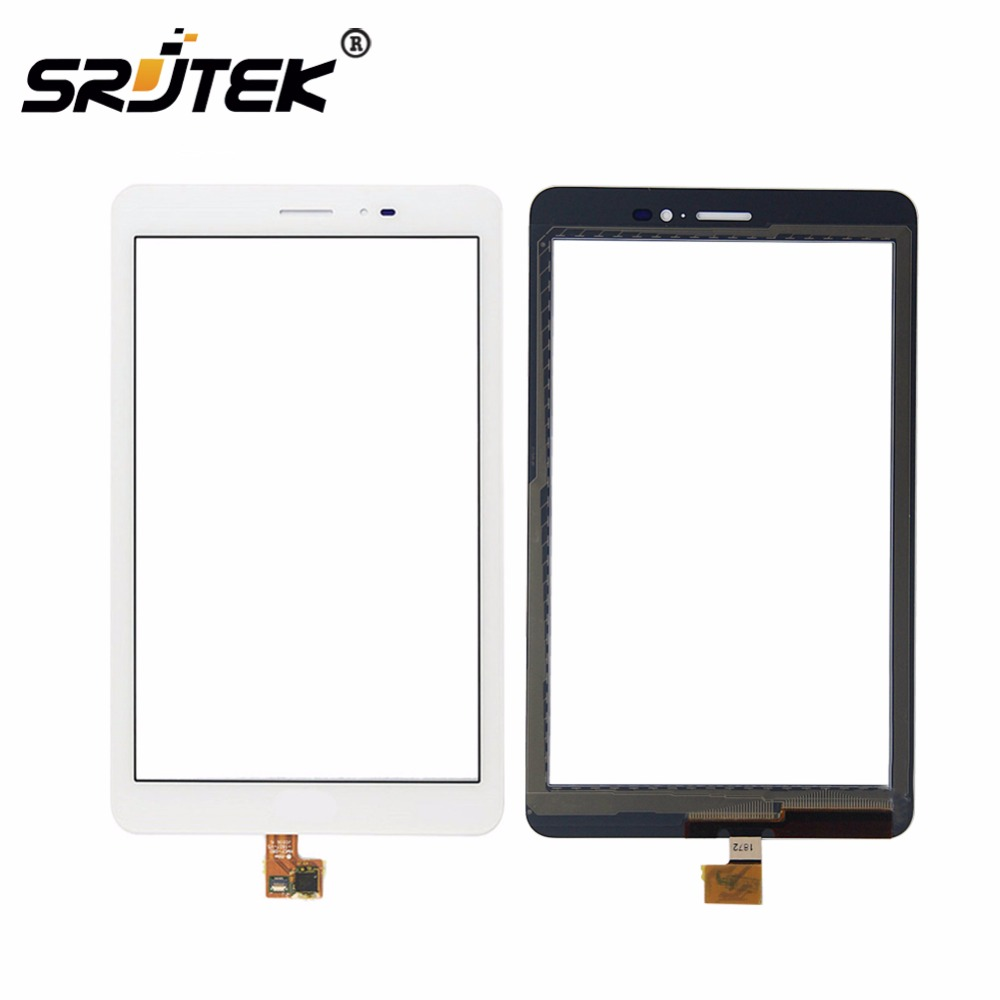 Touch screen Digitizer For Huawei T1-821L T1-821W T1-823L Tablet Touch panel LCD display screen Sensor replacement 100% Tested srjtek for huawei t1 821l t1 821w t1 823l new lcd display screen touch screen digitizer glass replacement