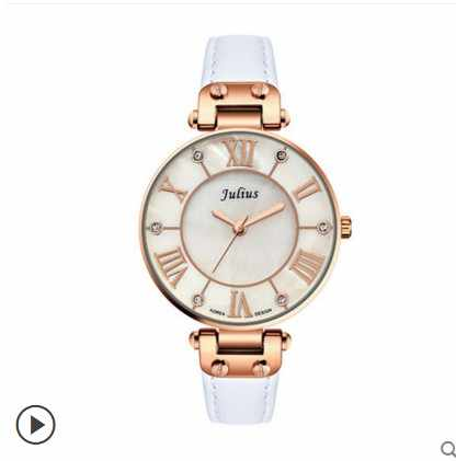 Julius Watch Relogio Feminino Korea Desain Baru 2016 Model Kuarsa Watch Relogio Feminino