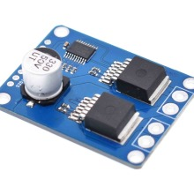 CJMCU-7960 BTS7960 BTS7970 BTN7971 BTN7970 43A H-bridge High-power Motor Driver module
