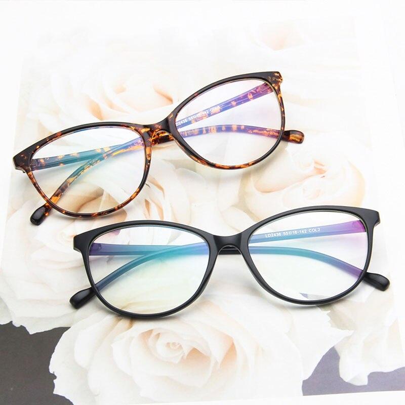 Fashion Women Cat Eye Glasses Frame Vintage Optical Spectacle Men Eyeglasses Goggle Eyewear Oculos De Grau