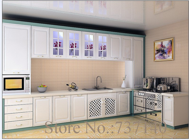 Cucina mobili da cucina armadio da cucina mobili mdf verniciato flat ...