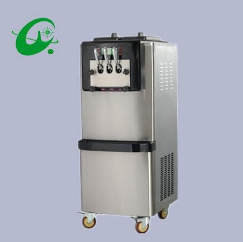68 72L/H Professional Soft ice cream making machine 3 Flavors ice cream making maker machine