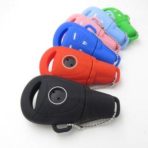 Image 2 - Горячая Распродажа силиконовый резиновый чехол для ключа автомобиля Fob подходит для SAAB 9 3 9 5 93 95 пульт дистанционного управления 4 кнопки силикагель крышка