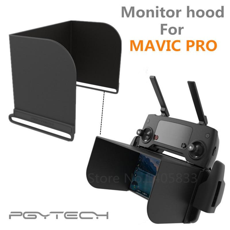 PGY telefonfülke napellenző sorozat DJI MAVIC PRO & Mavic Air DJI Spark Phantom 4 3 Inspire1 M600 OSMO tartozékok
