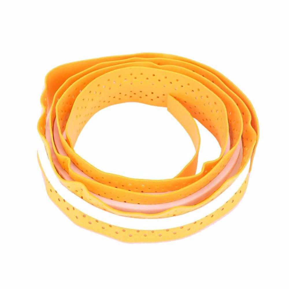 Racket Bat Handle Grip Tapes Anti Slip Badminton Training Durable Random Color Badminton Accessories