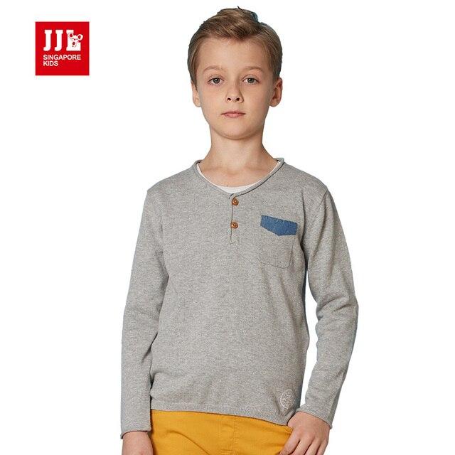 0812041d3 boys sweater 2016 spring children knitwear soild boys cashmere ...