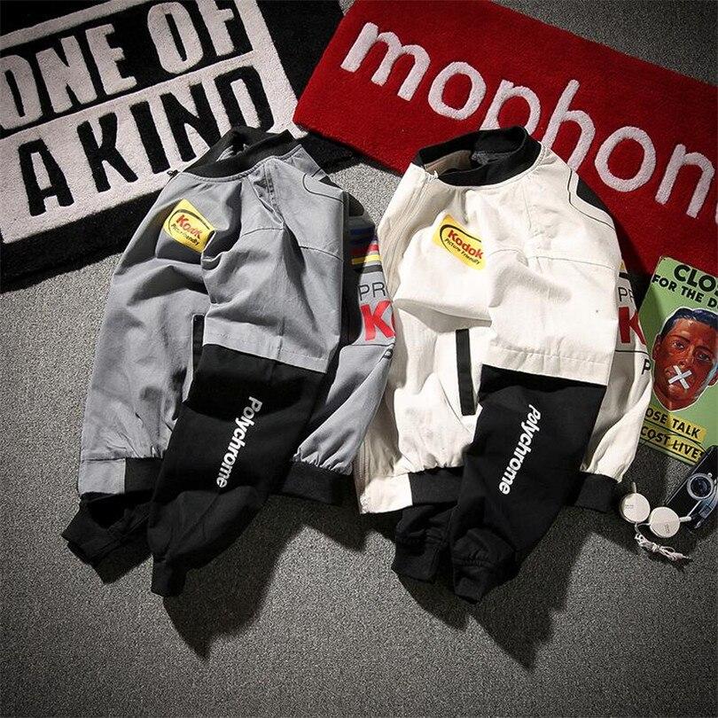 Japanese Hip Hop Style Ma1 Bomber Jacket Harajuku Pilot Street Printing Kodak Jackets Men Women Coat Brand Clothing Outerwear Jackets Men's Clothing