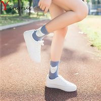 1 Pair New Arrival Japanese Style Cute Cartoon Animal Cat Socks Casual Cotton Funny Socks Women Winter Ankle Socks