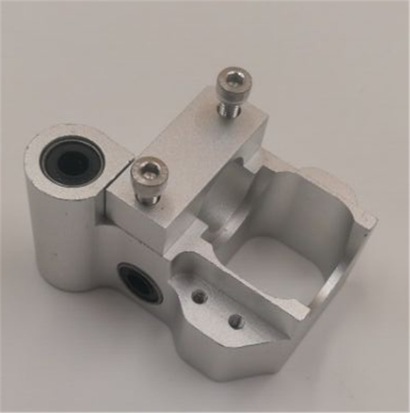 Support personnalisé en aluminium V6 hotend pour imprimante 3D Ultimaker V6 support de conversion de mise à niveau Ultimaker