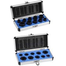 2 arten 10 teile/satz Beschädigt Schrauben Muttern Schrauben Remover Extractor Entfernung Werkzeuge Set Threading Werkzeug Kit Handwerkzeuge Set