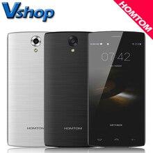 Оригинальный Doogee HOMTOM HT7 Pro 4 г мобильный телефон Android 5.1 2 ГБ Оперативная память 16 ГБ Встроенная память MTK6735p Quad core 720 P 8MP 5.5 дюймов Dual Sim сотовый телефон