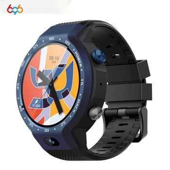 696 Z30 New Smartwatch Android 7.1 5MP Dual System 4G Smart Watch Phone Front Camera 600Mah Support GPS WIFI Heart Rate
