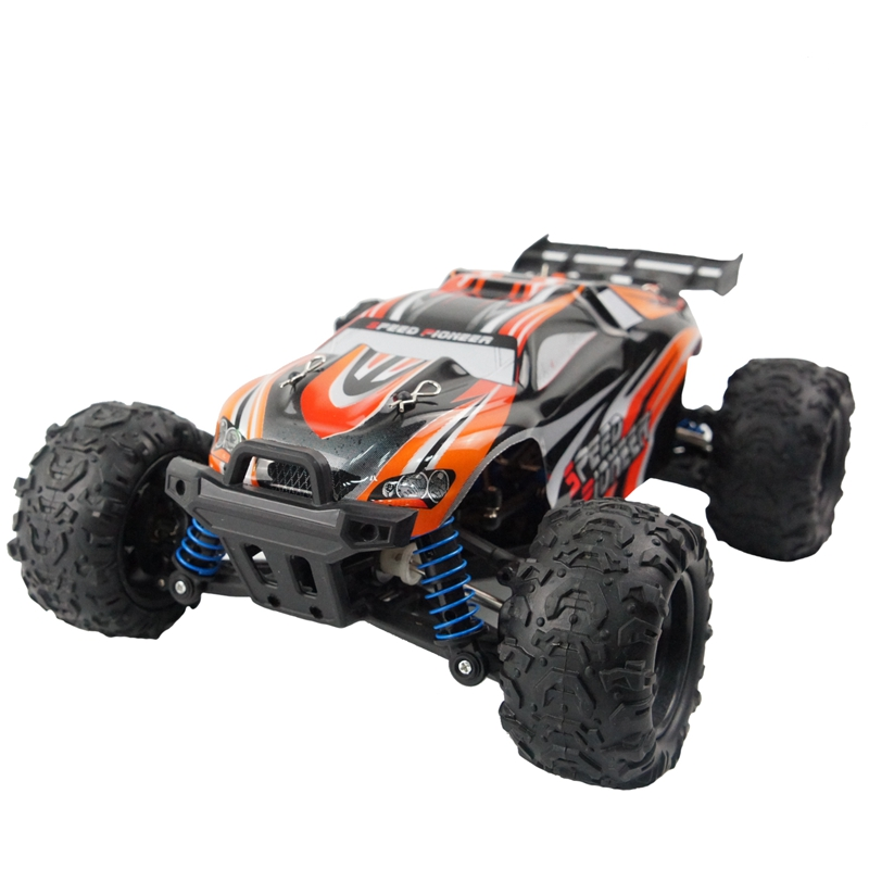 2.4GHz 4WD 1/18 High Speed Remote Control RC Racing Car Off-road Truck Gift wltoys 12402 rc cars 1 12 4wd remote control drift off road rar high speed bigfoot car short truck radio control racing cars