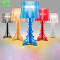 Modern Bedroom Bedside Lamp E27 Lamp Holder 110-240V Parlor Indoor Table Lamp Blue/Yellow/Red/Black/White Free Shipping