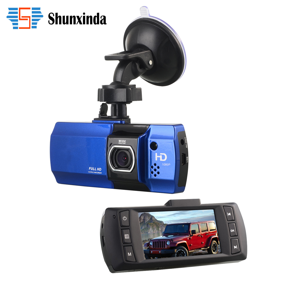Original AT500 Car DVRs Novatek 96650 Car Camera WDR Video Recorder Full HD 1080P Dash font