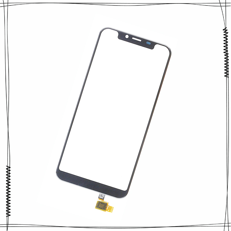 5.8 inch Mobile Phone Touch Panel For Ulefone X Touch Screen Digitizer Front Glass Touchscreen Sensor No LCD