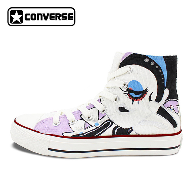 converse all star rojas niña