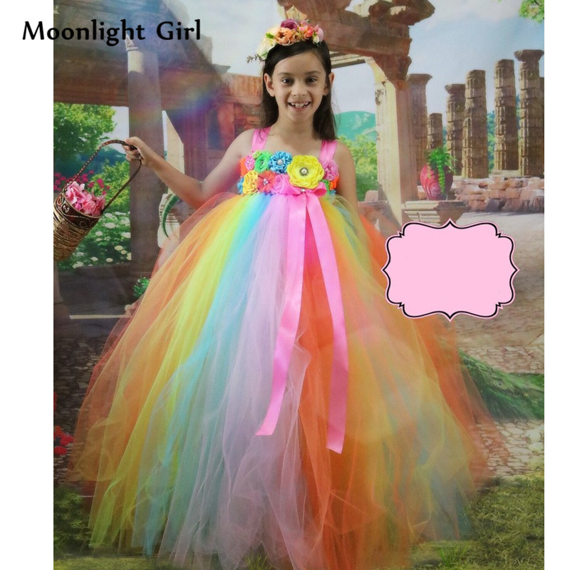 Red Yellow Baby Girls Superhero Tutu Dress Flash Lighting Dress Kids Halloween Super Hero Party Costume Dress Up Clothes Mk030 With The Best Service Girls' Clothing Mother & Kids