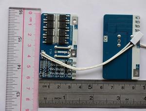 Image 5 - 3 s 20aリポリチウムポリマーbms/pcm/pcbバッテリー保護ボード用3 packs 18650リチウムイオンバッテリー携帯w/温度スイッチ