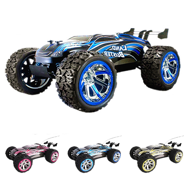 RC Cars 4WD Bigfoot Monster Truck SUV Speed Racing Off-Road Vehicle Remote Control Car Model Electronic Hobby ToyRC Cars 4WD Bigfoot Monster Truck SUV Speed Racing Off-Road Vehicle Remote Control Car Model Electronic Hobby Toy