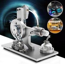 55d76b5604b Modelo Do Motor Stirling Gerador de Potência Do Motor de Combustão Externa  Física Ciência Educacional Dom Brinquedos Para Crianç.