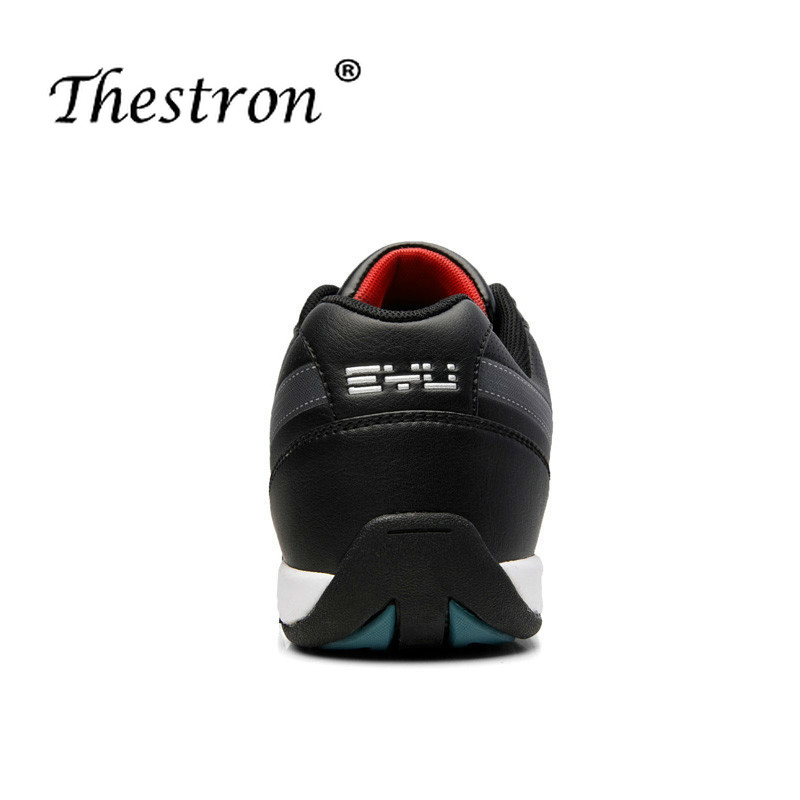 Mens Sport Shoes Spring Autumn Mans Running Sneakers White Black Fitness Male Sneakers Comfortable Trail Shoes For Men in Running Shoes from Sports Entertainment