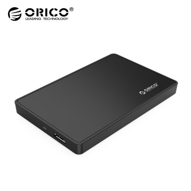 Orico 2588us3 2.5-inch hard disk box usb3.0 notebook hard drive box SSD solid state mobile hard disk box