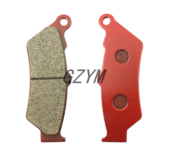 Motorcycle Ceramic Front Brake Pads For Bmw F650CS F650GS F650ST 1997-2012 F700GS 2013-2014 F800GS 2008-2014 HP2 1200 2005-2009