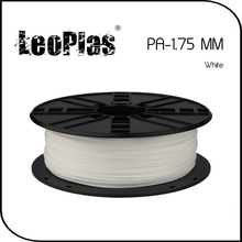 Worldwide Fast Delivery Direct Manufacturer 3D Printer Material 1kg 2.2lb 1.75mm White PA Filament
