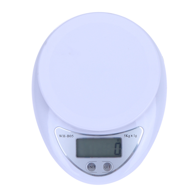 5kg/1g Accurate Felectronic Digital kitchen scales LED Food Diet ...