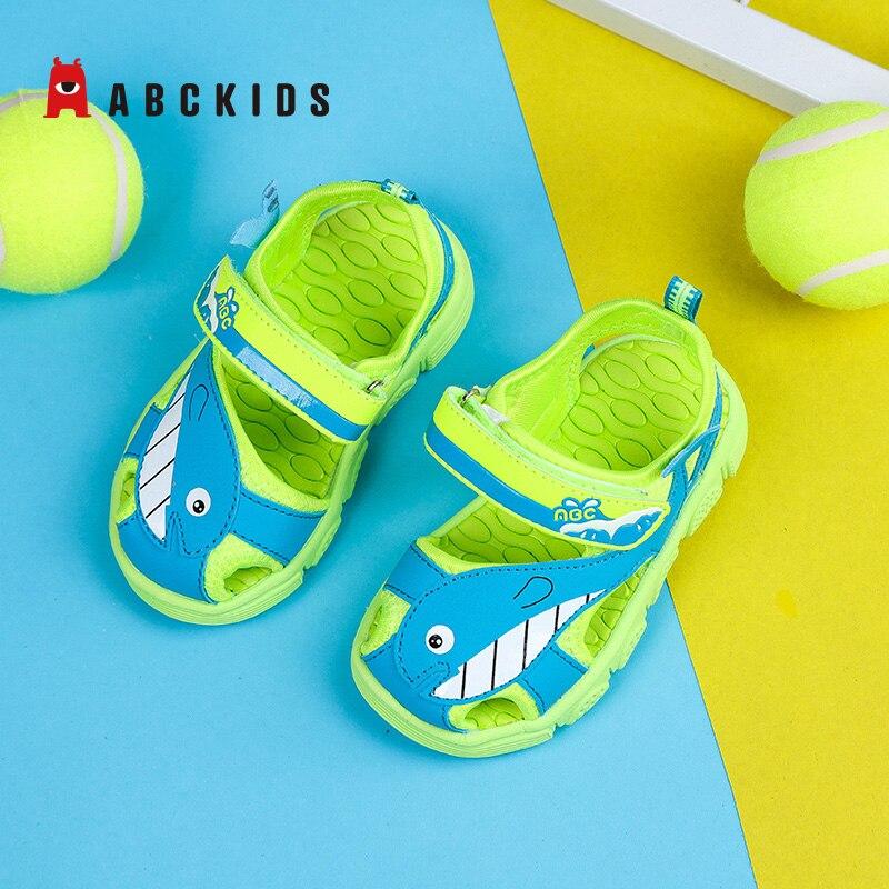 ABC enfants garçons mode sport chaussure décontracté course casual respirant Sneaker grandes chaussures pour enfants (acheter 1 obtenir 1 gratuit) - 2