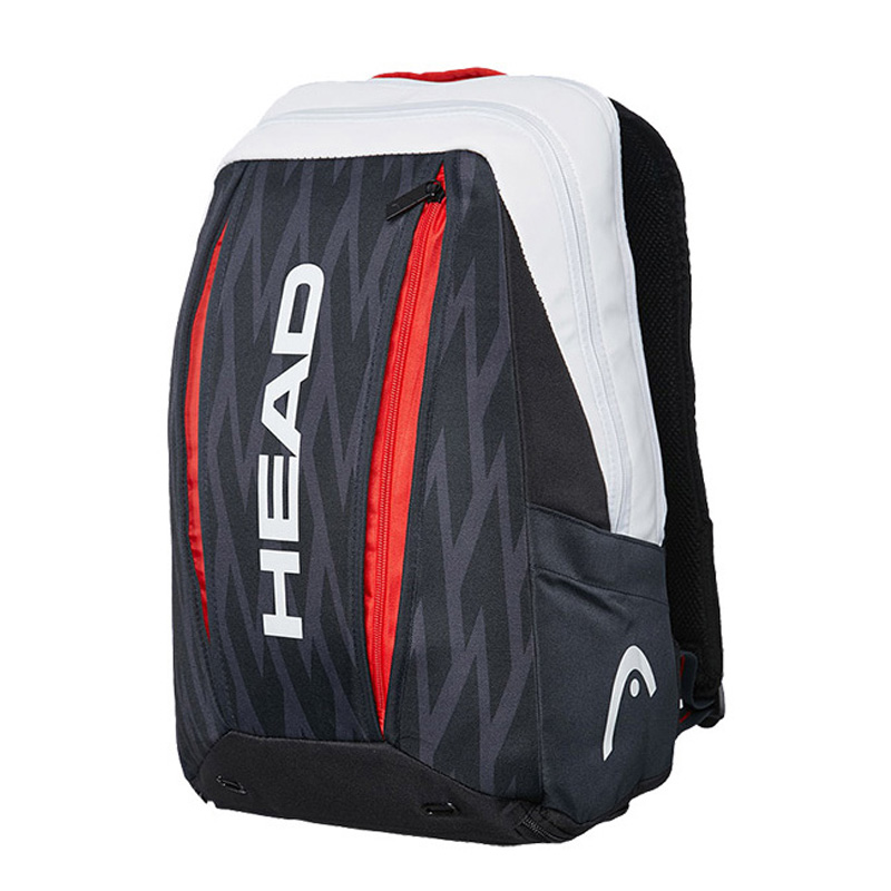 Adult Tennis Bag Head 2017 Djokovic Racquet Sports Bag Workout Backpack For 2~3 Pcs Rackets Men Women Child School Bagpack