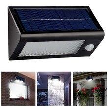 Garden Solar Light Waterproof Outdoor Motion Sensor LED Light With 3-Mode Dim Light 32*3528 LEDs 3.7V 18650 Battery Replaceable