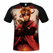 Naruto 3d t shirt men High Quality